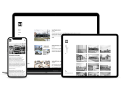 Corporate Website Architekturbüro Neyer & Heiniger