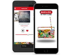 Mobile App, Radio Basilisk AG; radio everywhere