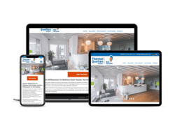 Corporate Website Thermalquellen AG, webgearing AG Solothurn
