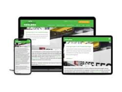 Corporate Website Littering Toolbox, webgearing AG Solothurn